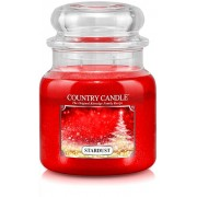 Country Candle Stardust 2 Wick Medium Jar 453 g