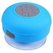 PREMIUM E COMMERCE Shower Bluetooth Portable Speaker For Bath Pool Car Beach- Multi- Color