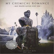 Video Delta My Chemical Romance - May Death Never Stop You - CD