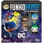 Joc De Societate Funko Games Pop! Funkoverse: Dc Comics Base Set English Board Game