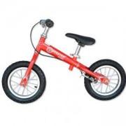 Детско колело за баланс Push - червено, MASTER, MAS-S008-red