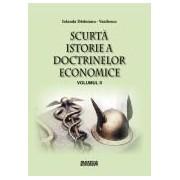 Scurta istorie a doctrinelor economice vol. 2.