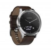 Smart Watch Sport Vivomove HR Premium Fitness Silver