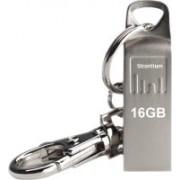 Strontium Ammo SR16GSLAMMO 16 GB Pen Drive(Silver)