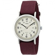 Timex Quartz Silver Round Men Watch T2P235