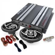Auna Equipo sonido coche Platinum Line 200 1200W