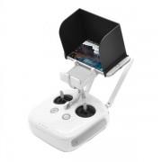 Skärmskydd DJI Phantom 3 / 4 & Inspire & Mavic Pro - För mobiler mellan 12.1cm - 12.8cm i längd