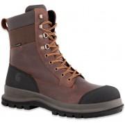 Carhartt Detroit Rugged Flex S3 High Boots Brown 42