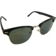 Devizer Optics Cat-eye Sunglasses(Grey)