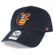 47 Brand Keps Baltimore Orioles 2 Tone Clean Up Black Adjustable- 47 Brand