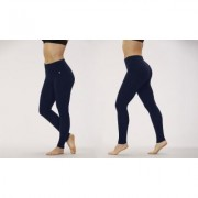 Women's Bally Total Fitness Bally Fitness Women's Tummy-Control Leggings. Plus Sizes Available. 3X Midnight Blue