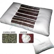 Konbanwa Cassia Seed Pillow KON006