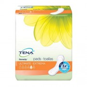 """TENA Serenity Ultimate Absorbency Economy Pads 16"""" Part No. 54305 Qty Per Package"""