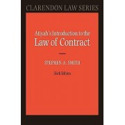 Atiyahs Introduction to the Law of Contract by Patrick S Atiyah