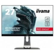 IIYAMA g master red eagle gb2760qsu b1 led monitor 27 27 zichtbaar