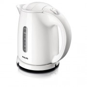 Електрическа кана, Philips Daily Collection, 1.5L, 2400W, White (HD4646/00)