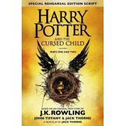 Little Brown Harry Potter and the Cursed Child (8) - Parts I & II (hardcover) - Joanne K. Rowlingová
