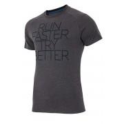 Run Faster férfi sportpóló