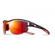 Julbo Aero Sonnenbrille Schwarz/Rot