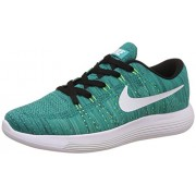 Nike Men's Lunarglide 8 Turquoise Blue Running Shoes - 9 UK/India (44 EU)(10 US)(843765-301)