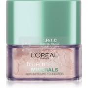 L'Oréal Paris True Match Minerals pudra machiaj culoare 1.R/1.C Rose Ivory 10 g