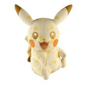 Jucarie Plus Pokemon ORIGINAL Pikachu 25cm