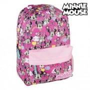 Skolväska Minnie Mouse Pink