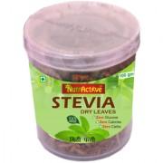 NutrActive Stevia Dry Leaf Natural Sweetner -100 gm