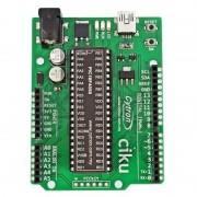 Kit Placa de Dezvoltare cu Microcontroller PIC Compatibilă cu Arduino