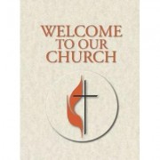 Welcome To Our Church Booklet