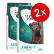 Lot Concept for Life pour chien - Large Adult (2 x 12 kg)