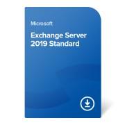 Microsoft Exchange Server 2019 Standard, 312-02303 elektroniczny certyfikat