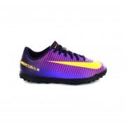 Zapatos Fútbol Niño Nike Jr Mercurial Vortex III TF + Medias Largas Obsequio