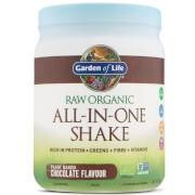Garden of Life Raw Organic All-In-One Shake - Chocolate