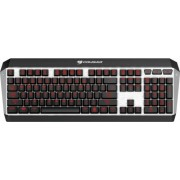 COUGAR Teclado Gamer Cougar ATTACK X3 LED Rojo, Cherry MX Blue, ATTACK X3