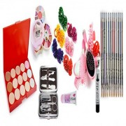 Adbeni Fashion Color Combo Makeup Sets 41 IN 1