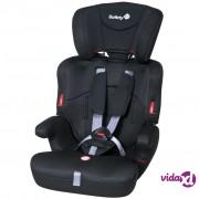 Safety 1st 2-u-1 Zaštitna Autosjedalica za Djecu Ever Safe 1+2+3 Crna 85127640