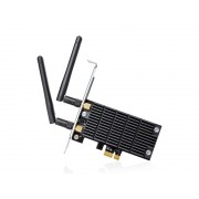 LAN Card, PCI-E, TP-LINK Archer T6E, AC1300 Wireless Dual Band, 2x ext. ant.