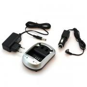 Carregador de Bateria Panasonic DMW-BLF19E - Lumix DMC-GH3, DMC-GH4