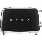 SMEG Toster na 2 kromki 50's Style czarny
