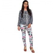 Anoma Polyester Fabric Beach Print Multi Colour Colour M-L-XL-2XL-3XL & Free Size Leggings (Fits in All Sizes) Leggings For Women's & Girls