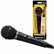 Micrófono Panasonic Rp-vk21-Negro .