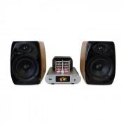 MAD-TA15BT Impianto Stereo Vintage Amplificatore Tubolare Bluetooth USB2x30W RMS