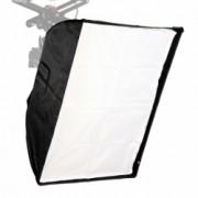 Kast KEC-6080 Softbox Strip cu Grid 60x80cm, fara inel