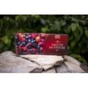 Ceai aromat din fructe de padure 100plicuri STEF MAR