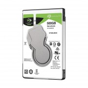 Disco Duro 2.5 Seagate 500GB 5400RPM SATA 3 128MB BarraCuda Laptop (ST500LM030)-Gris