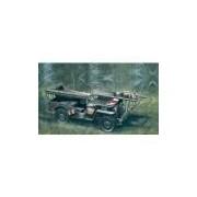 Italeri Ita326 1/4 Ton. 4x4 Ambulance Jeep 1:35