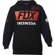 FOX Sudadera Fox Honda Basic Pullover Black