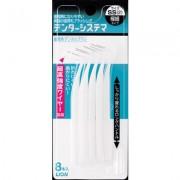LION Зубная щетка для чистки межзубного пространства «Dentor System», размер SS, 8 шт.