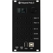 Poly 2 de Polyend - El Convertidor Definitivo de MIDI a CV Eurorack